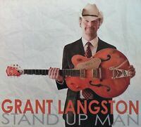 GRANT LANGSTON stand up man - CD country