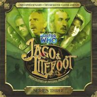 Jago & Litefoot: 3 by Dorney, John CD-Audio Book The Fast Free Shipping