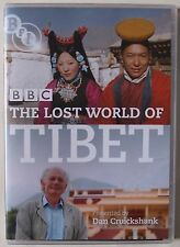 THE LOST WORLD OF TIBET / DIRECTORS CUT / PLUS DVD EXTRAS / BFI 2008 / RGN 2