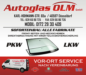 VW LUPO FRONTSCHEIBE WINDSCHUTZSCHEIBE INKL. MONTAGE !!