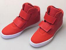 scarpe nike rosse alte