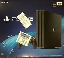 Playstation 4 PS4 PRO 4K HDR Gaming Console 1TB- BRAND NEW FACTORY BOX