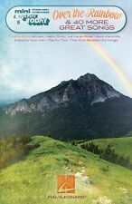 Over the Rainbow & 40 More Great Songs Sheet Music Mini E-Z Play Today 000199326