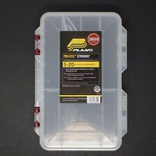 Plano Prolatch Stowaway Storage Utility Box 3600 5-20 Organizer Compartments