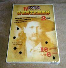 TV Classics Westerns, Vol. 2 DVD 2-Disc Set 16 Episodes Line Ranger US Marshal