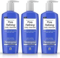 3 Pack - Neutrogena - Pore Refining Daily Cleanser - 6.7 Fl Oz