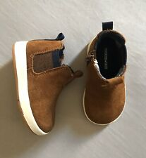 Tucker + Tate Suede Toddler Ankle Boots Size 4D