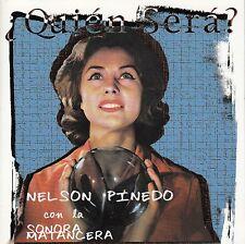 Nelson Pinedo Con La Sonora Matancera Quien Sera CD No plastic cover