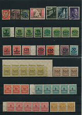 Germany, Deutsches Reich, Nazi, liquidation collection, stamps, Lot,used (KS 69)