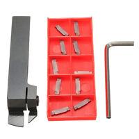 Lathe External Grooving Cut boring bar tool Holder