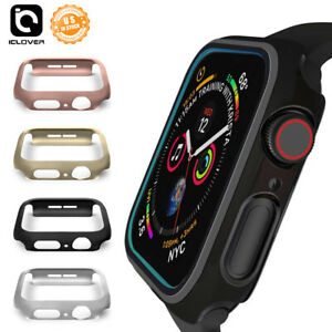 iWatch 42/40/44mm Bumper Protect Hard Case Cover Fr Apple Watch Series 6/SE5/4/3