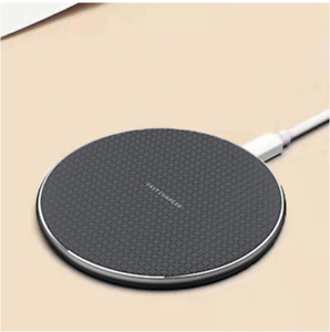 Quick Wireless Charger for Android Phones S20 Note9 Wireless Charging iPhone 11