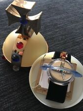 """Vivienne Westwood """"Orb"""" Swatch Watch 1993  Highly Sought After & Collectible"""