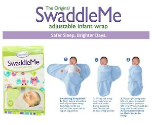 Swaddleme All Weather Breathable Multi use Muslin Swaddle Wrap Baby Blanket 65cm