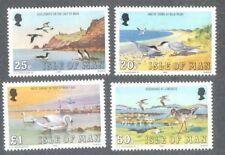Isle of Man-(high values)1983 set of 4 mnh