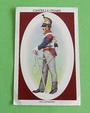 Castella Cigars Card Soldiers of Waterloo 1995 Good Cond. 125