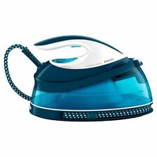 NEW Philips GC7805/20 PerfectCare Compact Steam Generator Iron 2400W - Turquoise