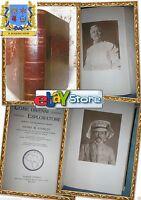 Libro Come Divenni Esploratore Memorie Autobiografiche Viaggi H.M. Stanley 1909