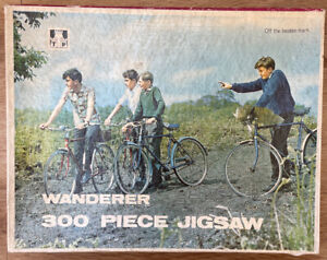 Vintage Tower Press jigsaw 'Wanderer' Off The Beaten Track 300 piece puzzle