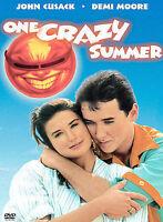 One Crazy Summer DVD
