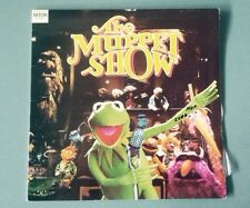 the MUPPETS the muppet show LP Jim Henson Kermit Kids Children music songs