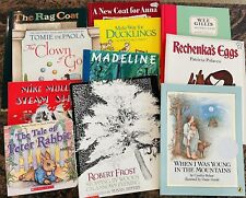 Lot of 11 Five in a Row Children's Books, Homeschool Picture Readers K-2