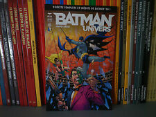 Batman Univers N°1, Hors série - DC Comics - 2016