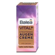 Balea VITAL Plus Firming Eye Cream 15 ml (Mature Skin 55+, Anti-Wrinkle)