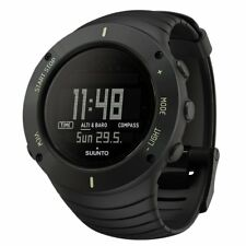 Suunto Core Ultimate Black Outdoor Altimeter Barometer Compass Sports Watch NEW