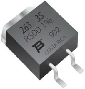 Bourns PWR263S-35 THICK FILM SURFACE MOUNT FIXED RESISTORS 50Pcs 50Ω 35W ±1%