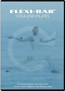 Flexi-Bar Flexibar Yoga Pilates Übungen DVD Training Workout Fatburn