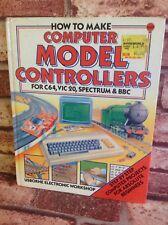 COMPUTER MODEL CONTROLLERS VINTAGE USBORNE BOOK BBC MICRO C64 VIC-20 SPECTRUM
