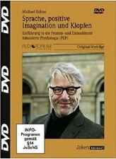 DVD, SPRACHE, positive Imagination und Klopfen(PEP), Michael Bohne, NEU/OVP