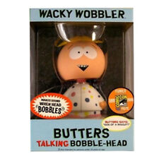 FUNKO SOUTH PARK BUTTERS IN PYJAMAS SDCC 2008 TALKING WACKY WOBBLER BOBBLE HEAD