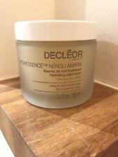 Decleor Aromessence Neroli Amara Essential Balm Night Cream. Salon Size.BN. £245