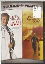 Patch Adams & What Dreams May Come Double Feature (Dvd) New Factory & Sealed!
