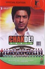 Chak De! India (Hindi DVD) (2007) (English, Arabic Subtitles) (Original DVD)