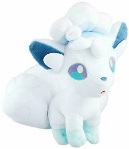 "Alola Vulpix Plush Toy Tail Six Tail Stuffe Lokon Plushie Anime Doll Gift   8.5"""