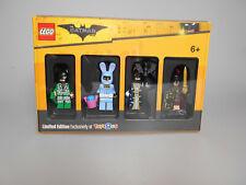 Lego® Batman Minifiguren Box Toysrus Limited Edition Neu und ungeöffnet 5004939