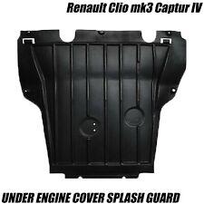 Cache sous moteur Renault Clio 8200520829-8200540585