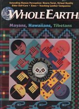 WHOLE EARTH REVIEW No.72 (1991) ELDER CARE - LAND USE - DREAMS - MAYAN CULTURE
