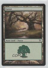 2012 Magic: The Gathering - Avacyn Restored Booster Pack Base #244 Forest 0a1