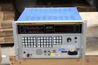 Bendix Air Transport Avionics VHF COM Test Panel RTT-44A