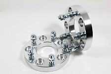 "2 Pcs Wheel Spacers Adapters | 5x5 To 5x5 | 78.4 CB | 1/2"" Studs 