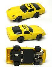1993 ARTIN USA 1/64th Electric HO Slot Car Chevy Corvette Rare Unused! #4853