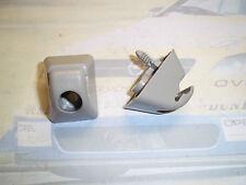 2 Stück Sonnenblendenlager Halter/Bügel für Sonnenblend Corsa-C neu org. OPEL