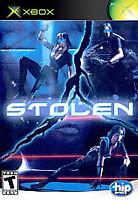 Stolen (Microsoft Xbox, 2005) complete v1