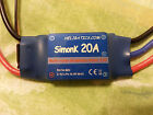 CLEARANCE THE BEST SimonK F-20A ESC 5V/3A BEC for QuadCopter Multicopter APM DJI