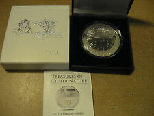2012 FIJI 10 Dollars Tresures of Mother Natur Proof