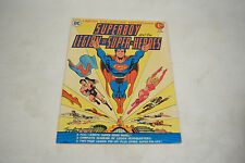 Superboy And The Legion Of Superheroes 1 C-49 DC Treasury 1976 FN VF